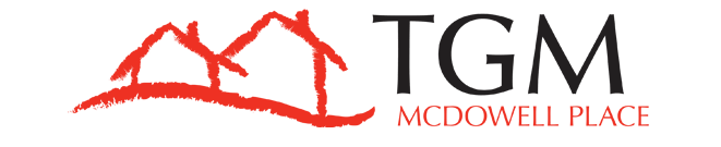 TGM Mcdowell Place Apartments Logo
