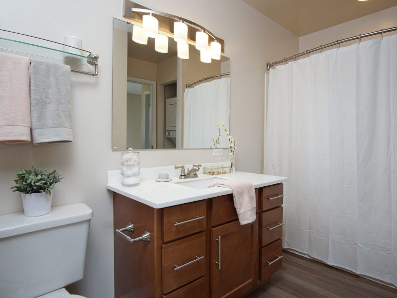 TGM Mcdowell Place Apartments Bathroom