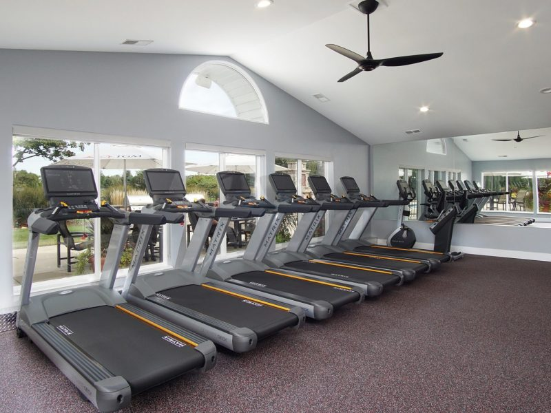 TGM Mcdowell Place Apartments Fitness Gym 2