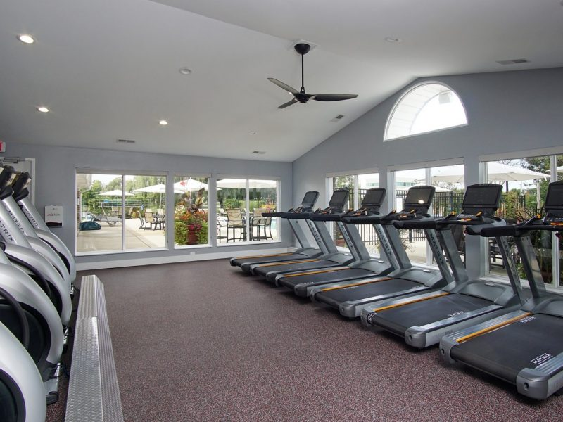 TGM Mcdowell Place Apartments Fitness Gym 6