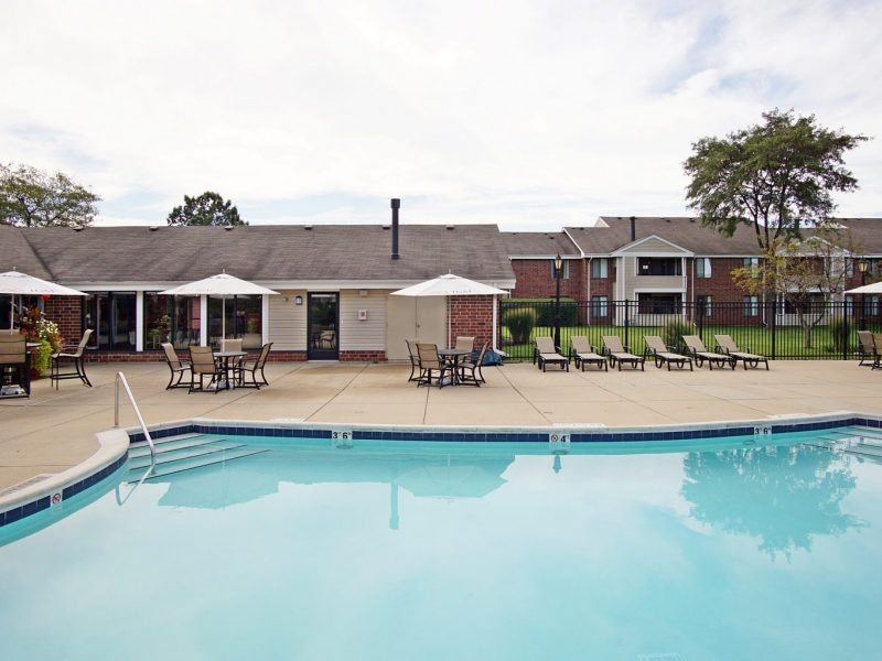 TGM Mcdowell Place Resort-style Swimming Pool 4